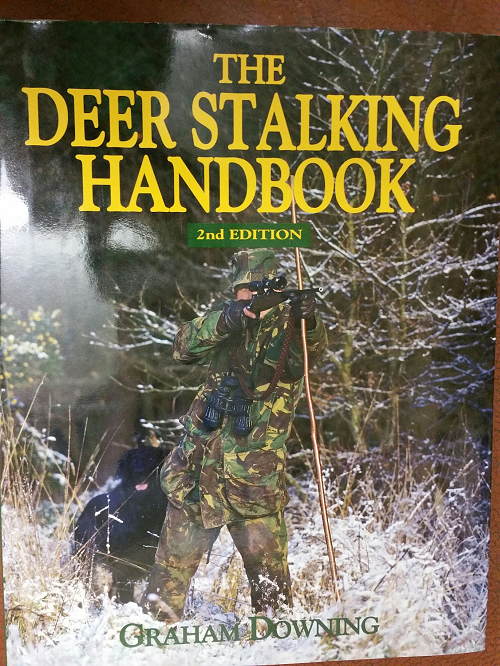 Book: The Deer Stalking Handbook, (2nd Edition), Graham Downing