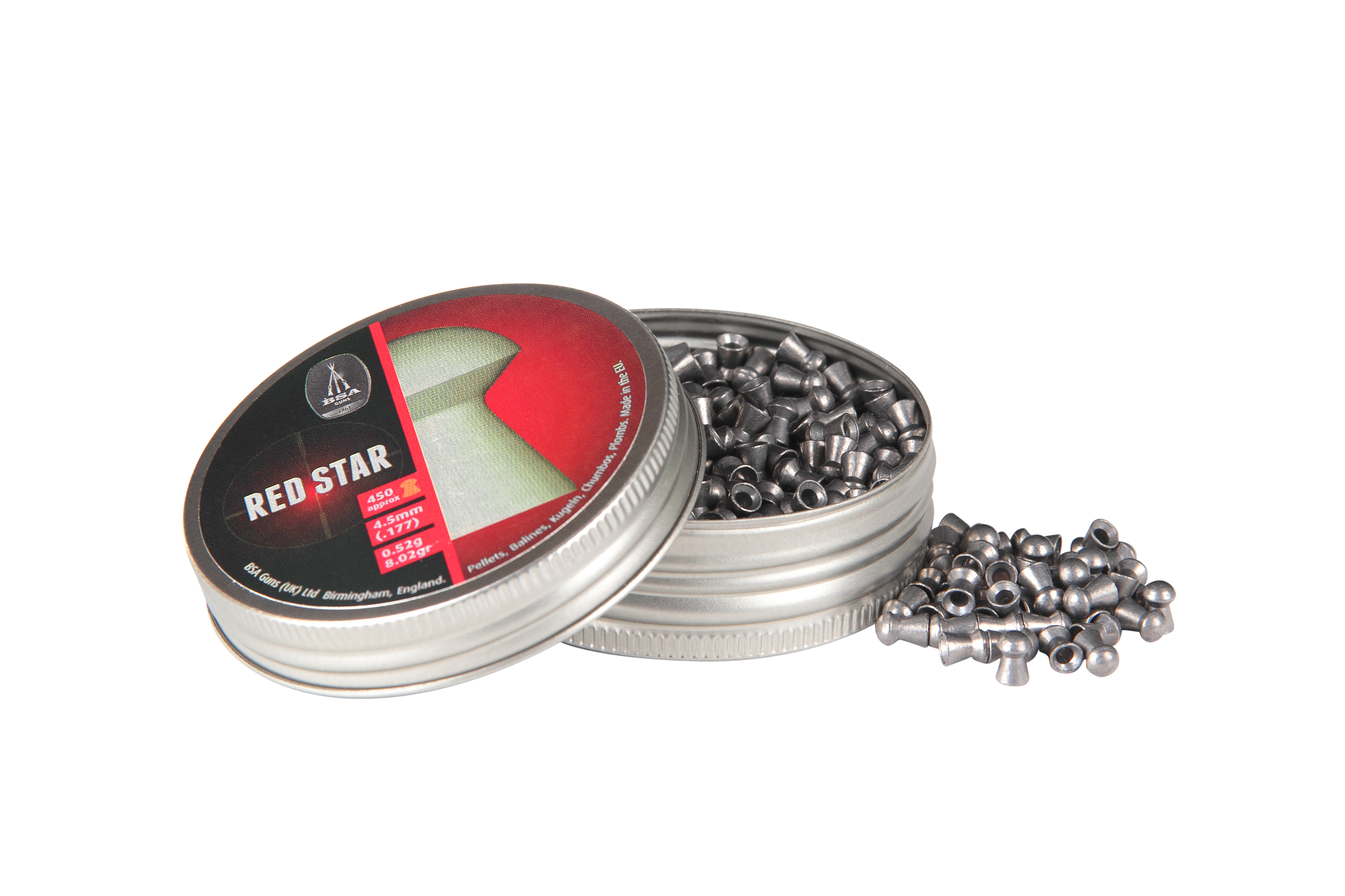 Red Star Pellets