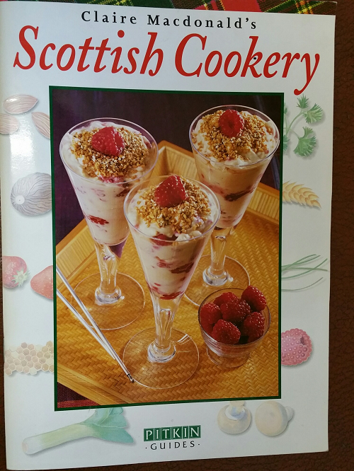 Books: Scottish Cookery - Pitkin Guide