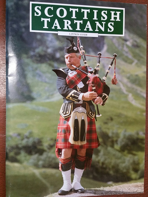 Book: Scottish Tartans: Pitkin guide