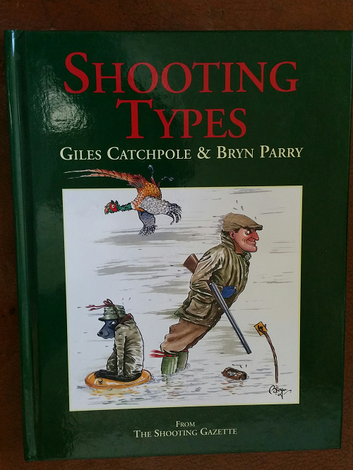 Book: Shooting Types: Giles Catchpole & Bryn Parry