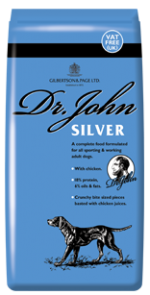 Dr John Silver dog food